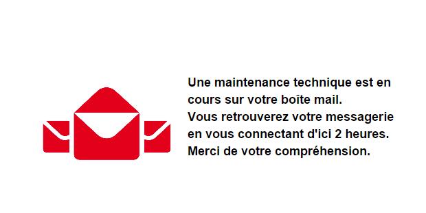Probleme Boite Mail Sfr Le Forum Sfr 1570485