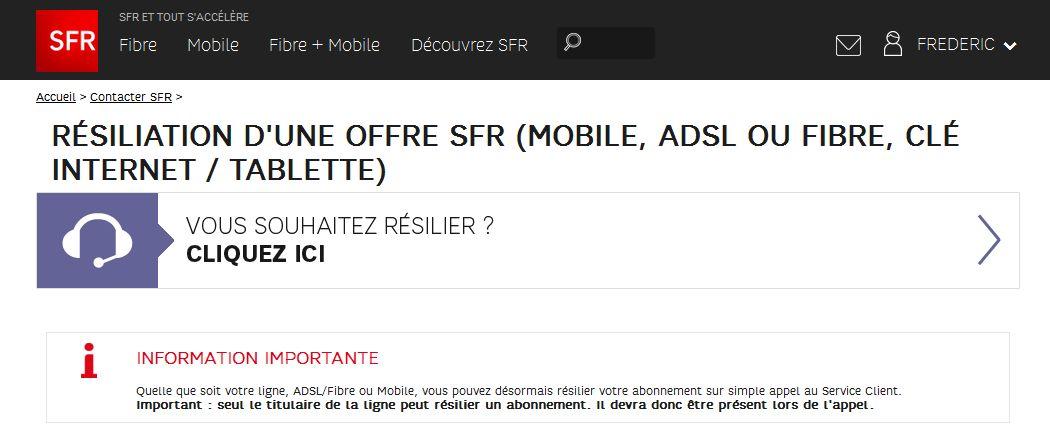 Delai Pour Une Resiliation Le Forum Sfr 1667164
