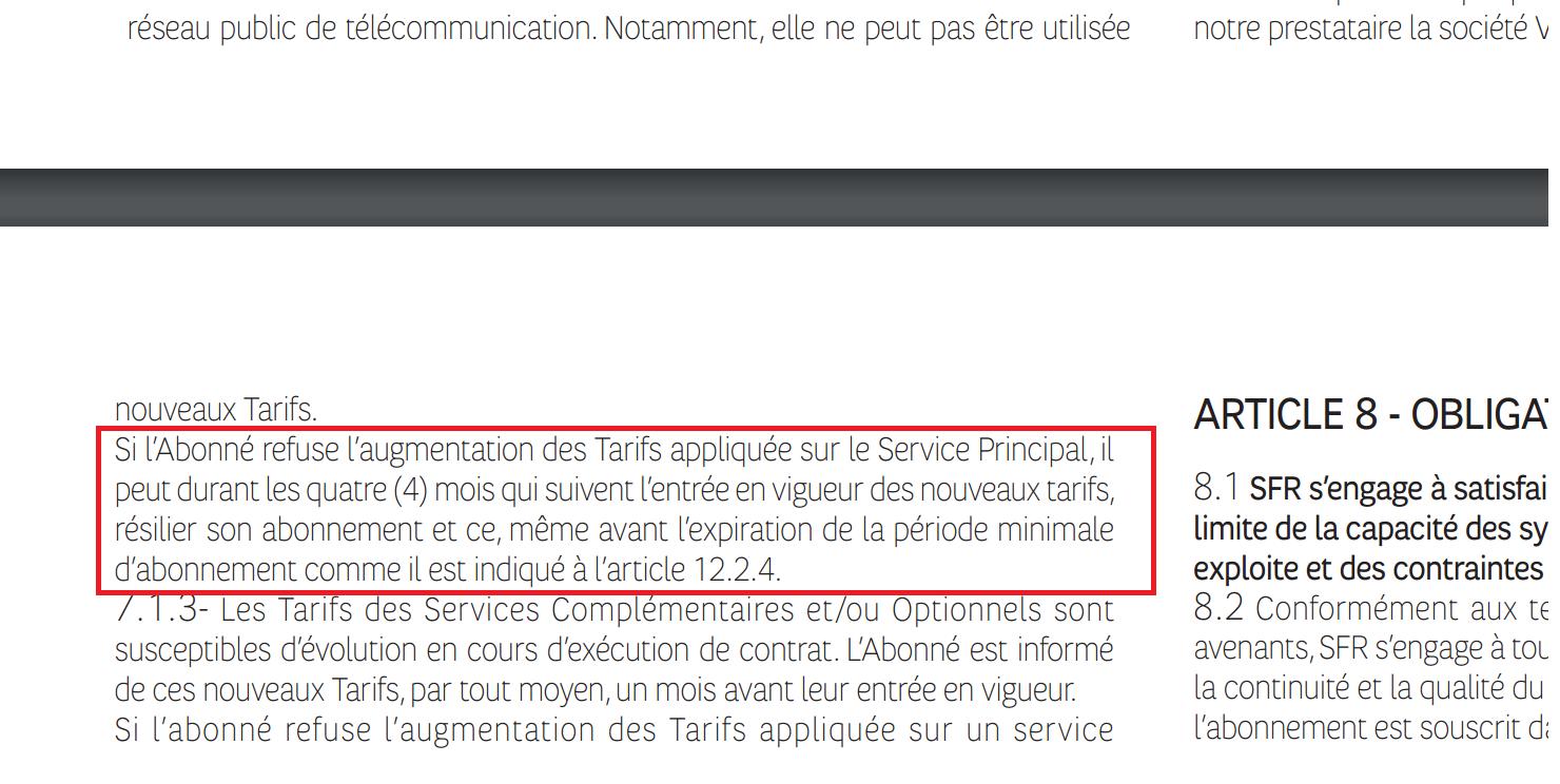 Resiliation Sans Frais Via 1023 Le Forum Sfr 1731546