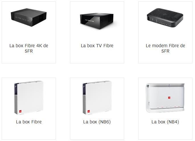 r solu box fibre mon foyer connect le forum sfr. Black Bedroom Furniture Sets. Home Design Ideas