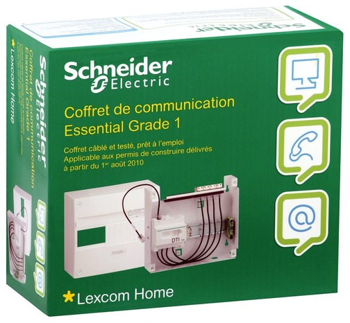 connecter la box au coffret de communication le forum sfr 1861412. Black Bedroom Furniture Sets. Home Design Ideas