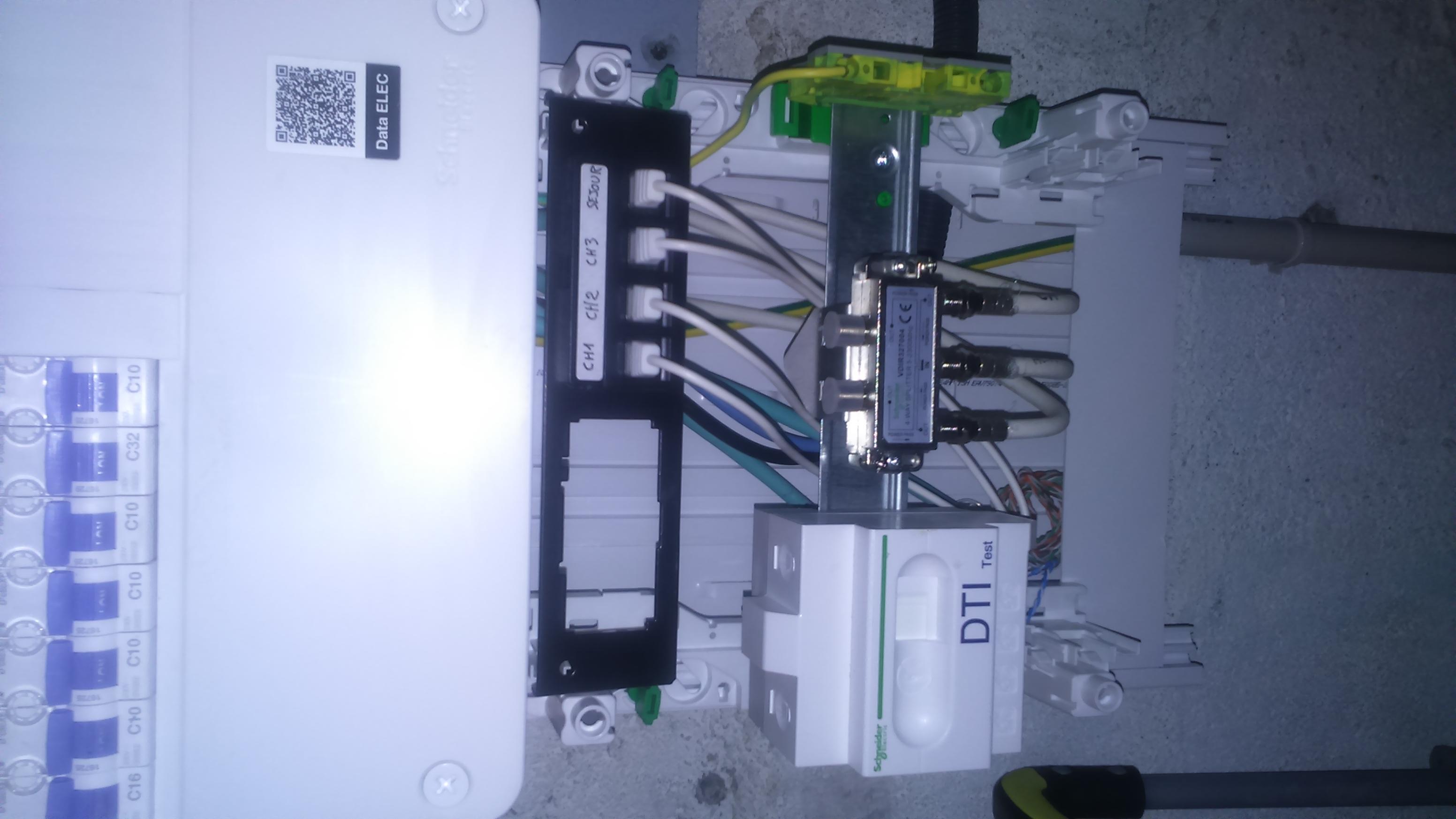 R solu comment brancher ma box sur prise dti le forum sfr 1881047 - Comment avoir internet sans box ...