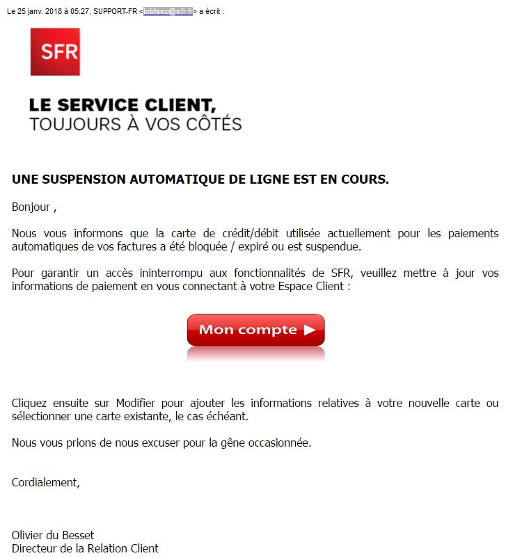 FAUX EMAIL SFR 04 01 2018