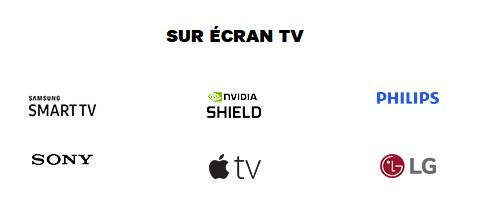mycanal sur smart tv lg