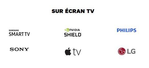 mycanal sur smart tv lg