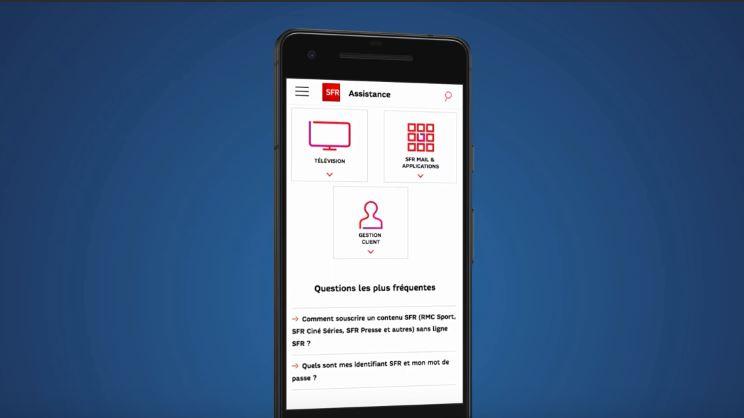 Pas encore client SFR mobile