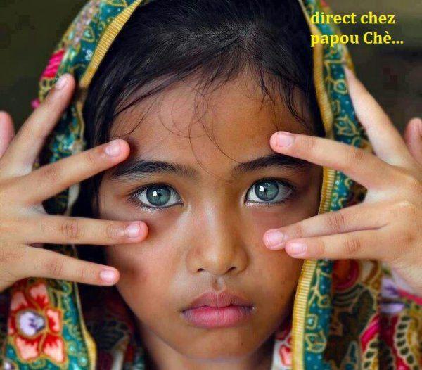 Assez Résolu : ENFANTS DU MONDE  VISAGES D'ICI OU D'AILLEURS  ME33