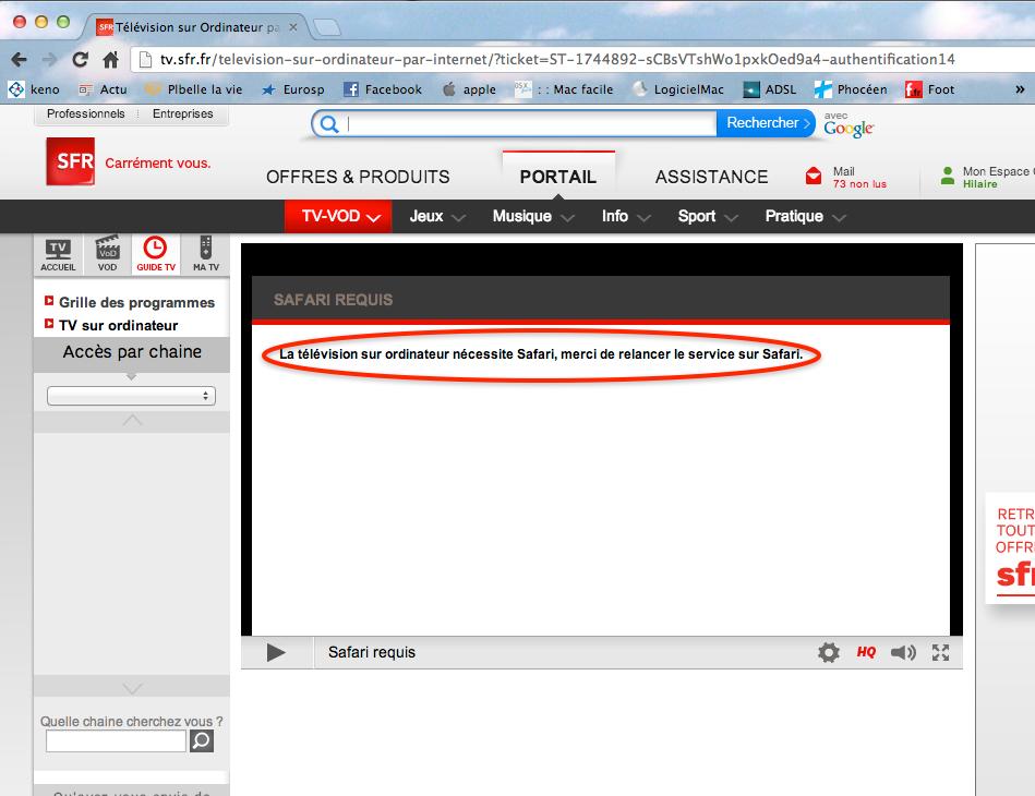 Trouvé pour vous un logiciel sympa pour regarder les chaines beIN Sports  sur votre pc Telecharger et executer et bonne vision.