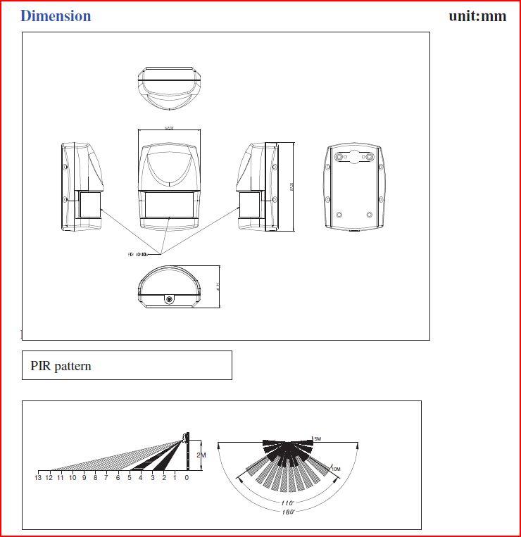 Hombysfr reglage de la sensibilit du detecteur de page 4 le forum sfr 64432 - Reglage detecteur de mouvement ...