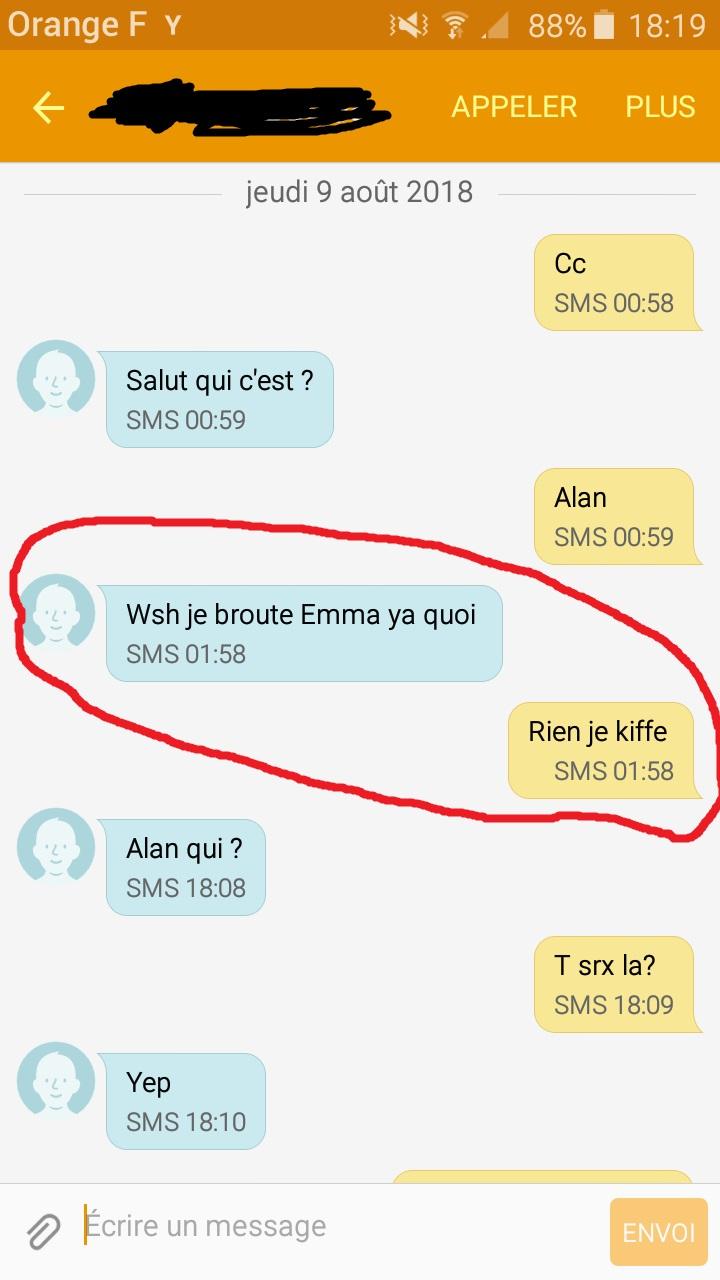 conversation lui